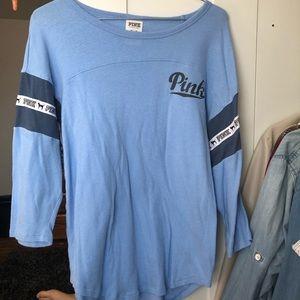 Tops - VS quarter sleeve sweatshirt
